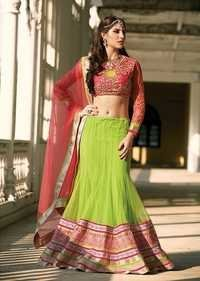 Modern Fancy Lahanga Choli