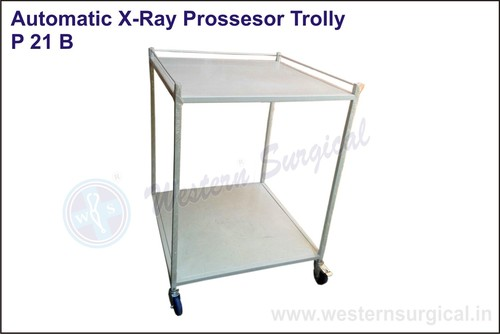 Automatic X-Ray Prossesor Trolly