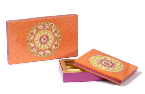 Rangoli 1/2 kg Sweet box