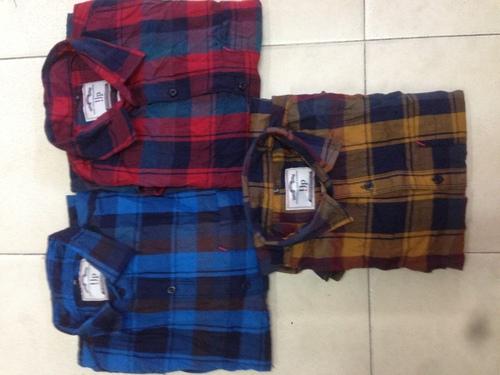 Men's Cotton Casual Shirts