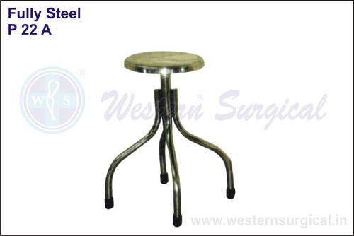 Revolving Stool(Fully Steel)