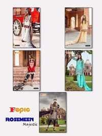 FEPIC (ROSEMEEN MAJESTIC) Plazoo Style Salwar Kameez Wholesale