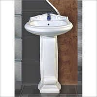 Sofiya Set Pedestal Wash Basin