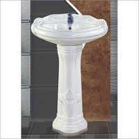 Sterling Small set Pedestal Wash Basin