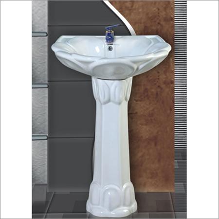 Supreme Set Pedestal Wash Basin
