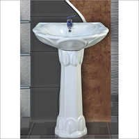 Supreme Set Pedestal Wash Basin