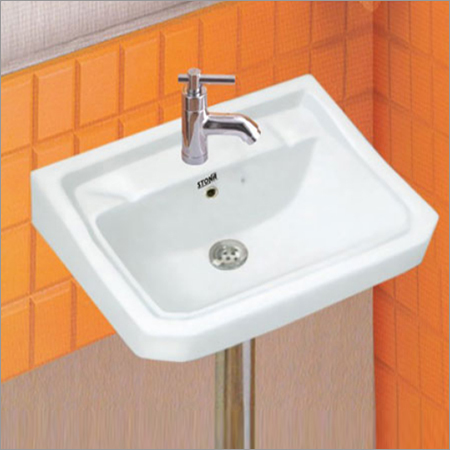 Square Wash Basin