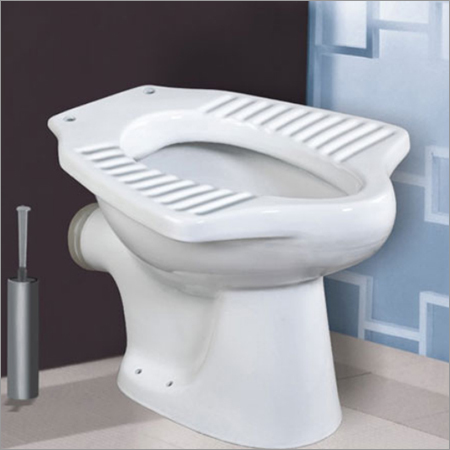 Anglo-S Ceramic Water Closet