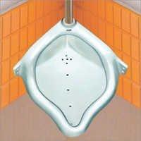 Corner Urinal