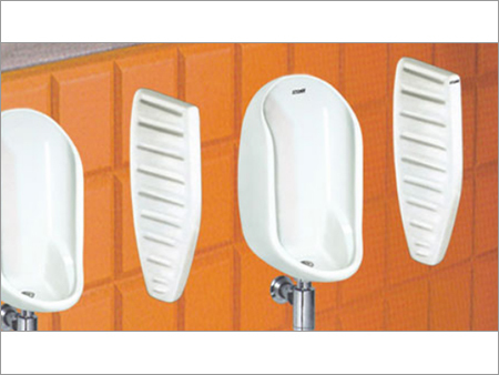 Partition Plate - Half Stall Urinal