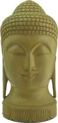 Beautiful Buddha Wooden Statue