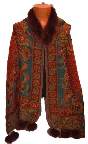 Fashion Fur Shawls
