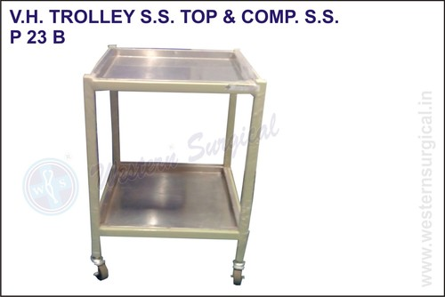 V.H. Trolley S.S.Top & Comp. S.S.