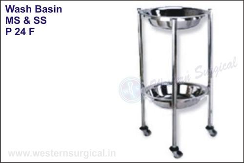 Wash Basin M.S & S.S