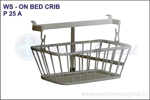 ON BED CRIB