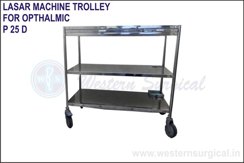 Laser Machine Trolley For Opthalmic
