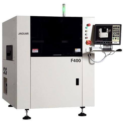 Inquiry about High Accuracy Printing Robot Specification Sheet F400