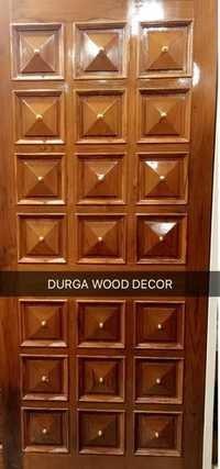 Home Teak Door