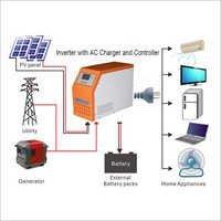 On Grid Solar Power System