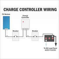 Charge Controller Wiring