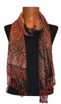 New Self Palla Scarf