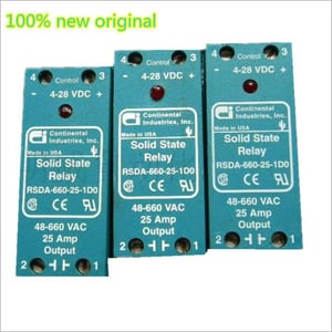 Solid State Relay RSDA-660-25-1D0 PLC Module
