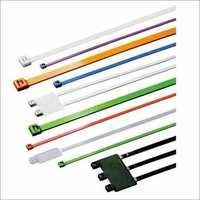FR PVC Coated Cable Tie