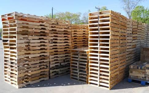 industries Pine Pallets
