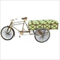Garbage Tricycle Rickshaw