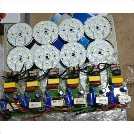 Led Bulb Assembling Kit