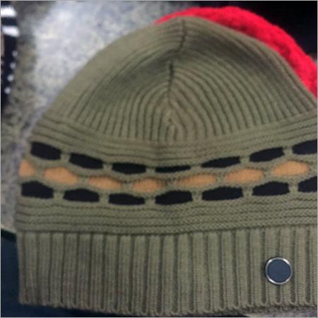 187d23b433e Designer Woolen Caps Manufacturer
