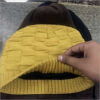 Yellow Woolen Cap