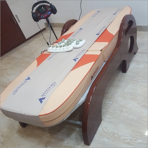 AUTOMATIC THERMAL JADE THERAPY MASSAGE BED