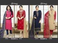 YOUR CHOICE (MARIYA) Straight Salwar Kameez Wholesale
