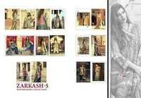 SHREE FAB'S (ZARKASH-5) Plazzo Style Salwar Kameez Wholesale