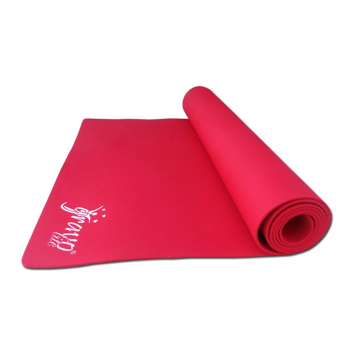 Yoga Mats - Premium (With Cover & Anti Skid Design)
