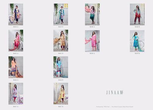 f4e6619536 JDPL (JINNAM ROSE) Straight Salwar kameez Wholesale - Manufacturer ...