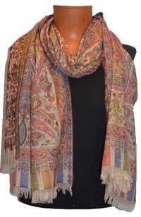 Ladies Woolen Fancy Shawls