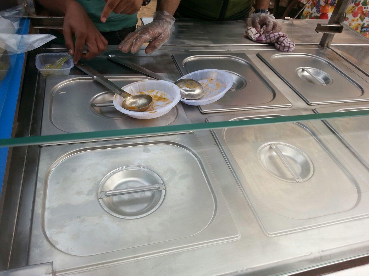 Rajma Chawal Cart