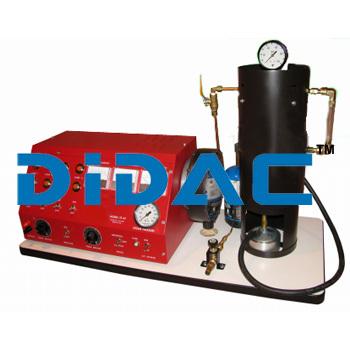 Geothermal Turbine Trainer