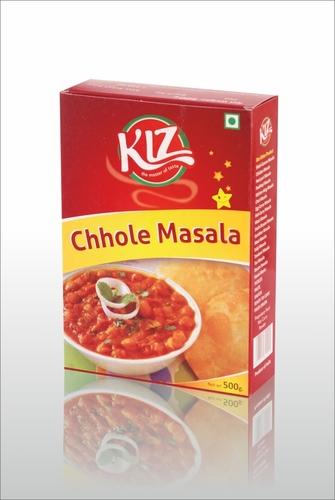 masala packing box