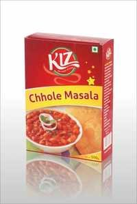 masala packing box