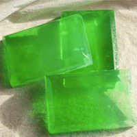 Glycerin Transparent Bath Soap