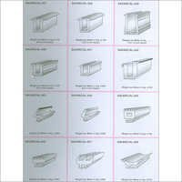 Architectural-Aluminium & UPVC Section Profile