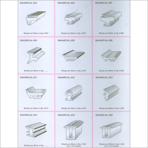 Architectural Section Profiles