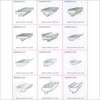 Architectural-Aluminium & UPVC Section Profile
