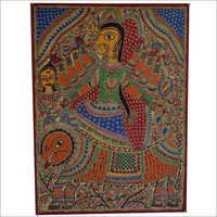 Goddess Durga Painting