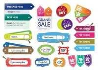 Advertisement Labels