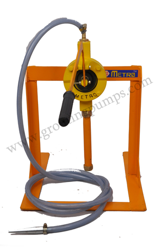 Standard Cement Grouting Pumps