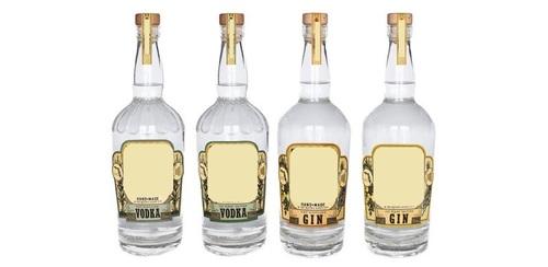 Vodka Labels